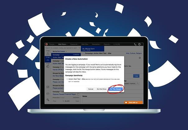 Super-charge your Mail Logging Efficiency with Fireside Inbox Automations!.