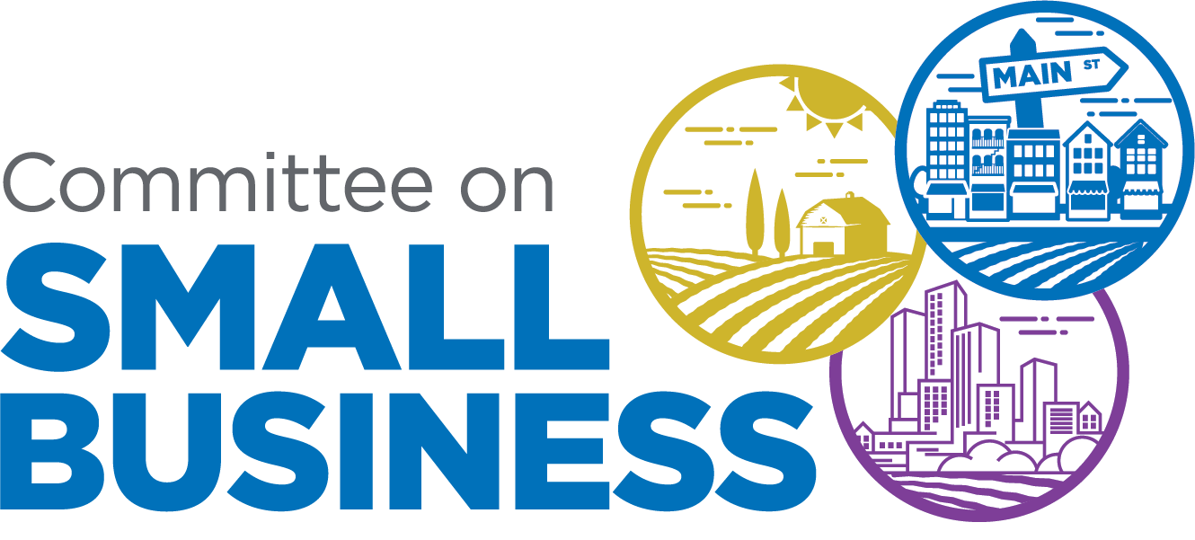 Small Business Committee<small>Custom Logo Design</small>