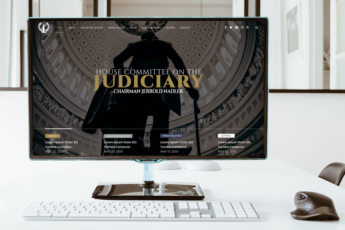 Judiciary Committee Desktop